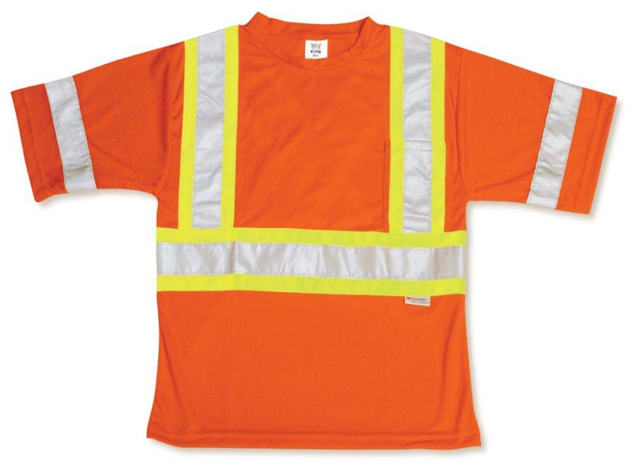 Construction, hi-viz, T-shirt, road work, Municipalites